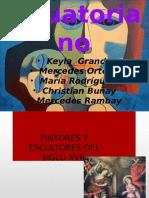 Pintores y Escultores Del Siglo Xvii
