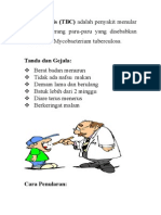 Penyuluhan Tuberkulosis