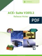 Release Notes V2013.2