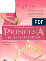 A Princesa de Rosa - Shocking - - Meg Cabot