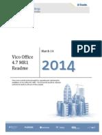 Vico Office R4 7 MR1 Readme_FINAL