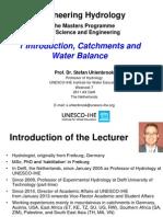 Eng Hydrology Uhlenbrook 1