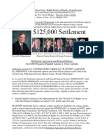 Ortiz-Carballo v Ellspermann $125,000 SETTLEMENT Marion Co Florida