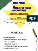 Hospital Cost Management