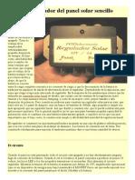 Un regulador del panel solar sencillo.pdf
