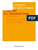 l Empire Du Traumatisme - Introdução