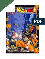 Dragon Ball Super Manga 1