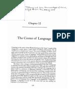 Ihde_The Center of Language