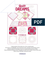Anleitung Quiltträume