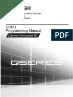 QCPU Programming Manual (Common Instruction)