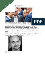 7 de Waarden Achter Het Griekse Akkoord