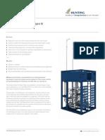 Dual-Pot Sand Filter Type B (DSF-B)