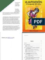 Mosquera, Dolores - La autolesión. El lenguaje del dolor.pdf