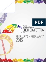 A Guide to 2nd IICC 2015