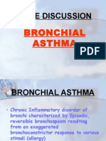 Bronchial Asthma by Dr shams
