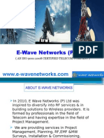 E- Wave Networks