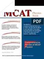 69678217 the MCAT Physics Book