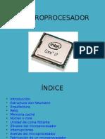 1.1 El Microprocesador