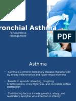 Bronchial Asthma -