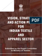 Vision Strategy Action Plan for Indian Textile Sector
