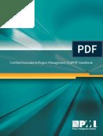 Certified Associate Project Management Handbook Capm