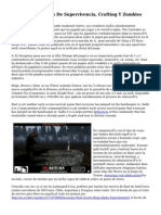 Los Mejores Juegos De Supervivencia, Crafting Y Zombies