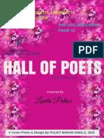 hall of poets