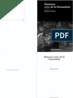 01 Foley Humanos Antes de La Humanidad Cap 3