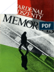 Memorias del Cardenal Mindszenty
