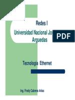 2011- 11 Tecnologia Ethernet Final