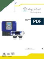 FR MANUAL MagnaPool Hydroxinator20150715