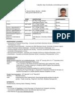 CV Abhay Goswami PDF