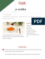 Penne alla Vodka
