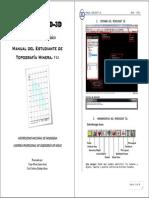 Manual Del Estudiante de Topografía Minera. v 1.1