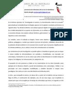 La Discreta Presencia de La Literatura Afro en La Lij Colombiana 0