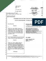 AAC-Benefield --Thalia Kirchwehm Affidavit 3-19-14