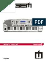 WK2000 Oriental UK Manual