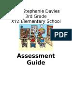 assessment guide