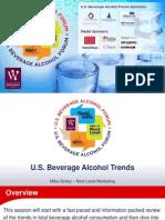 U.S. Beverage Alcohol Trends