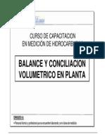 7.Balance Volumetrico