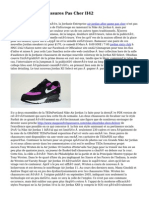 Nike Shox Oz Chaussures Pas Cher II42