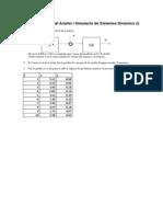 Problema modelització i anàlisis de sistemes dinàmics