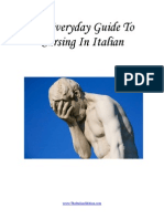 The Ultimate Guide to Cursing in Italian