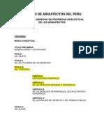 Codigo Del Derecho de Propiedad Intelectual de Los Arquitectos(2)