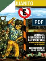 Revista Para Juanito - Educación Popular