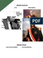 HÉROES POLÍTICOS