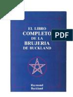 Buckland, Raymond - El Libro Completo de La Brujeria