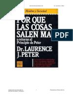 Por Que Las Cosas Salen Mal - Dr Laurence J Peter