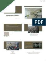 6 Aplicación en La Planeación Del Ambiente