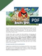 Caso Angry Birds